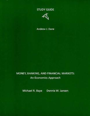 Money,banking,+finan.markets-std.gde.