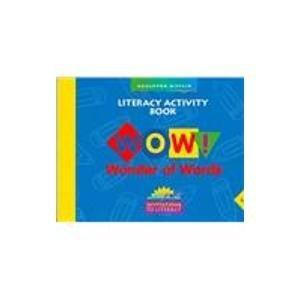 Houghton Mifflin Invitations to Literature: Rd Lit Activity Book Lv K  -Imp