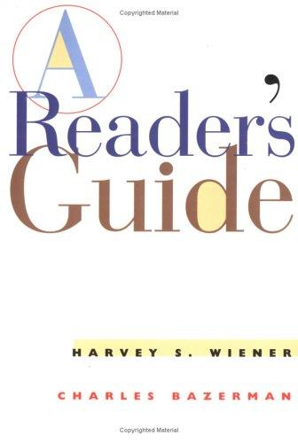 A Reader's Guide: A Brief Handbook