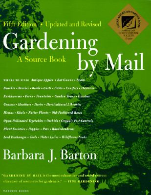 Gardening by Mail , 5th Edition