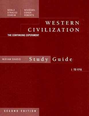 Western Civilization The Continuing Experiment Complete