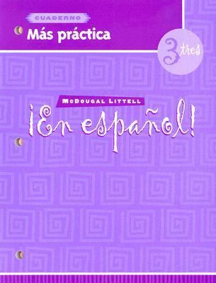 En Espanol! Mas practica  Level 3