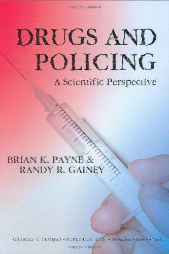 Drugs And Policing: A Scientific Perspective