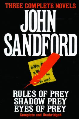 John Sandford - Three Complete Novels: Rules of Prey, Shadows of Prey, Eyes of Prey - John Sandford - Hardcover - Special Value