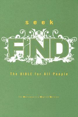 Seek Find The Bible for All People, Contemporary English Version