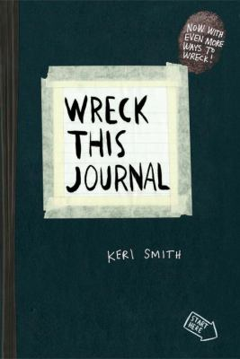 Wreck This Journal (Black) Expanded Ed.