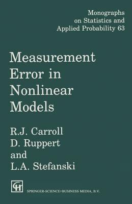 Measurement Error in Nonlinear Models
