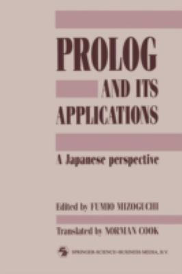 Prolog and Its Applications A Japanese Perspective