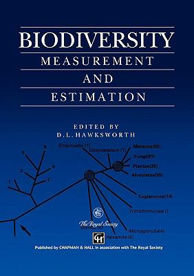 Biodiversity Measurement and Estimation
