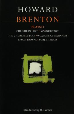 Brenton: Plays One, Vol. 1 - Howard Brenton - Paperback