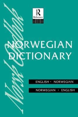 Norwegian Dictionary Norwegian-English English-Norwegian