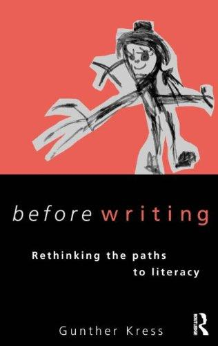 Before Writing: Rethinking the Paths to Literacy