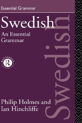 Swedish An Essential Grammar