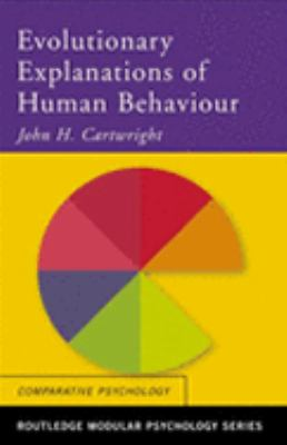 Evolutionary Explanations of Human Behaviour