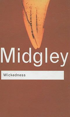 Wickedness A Philosophical Essay