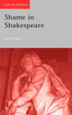 Shame in Shakespeare