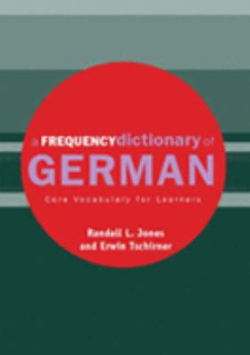 Frequency Dictionary of German Core Vocabulary For Learners