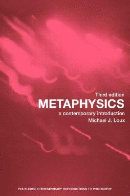 Metaphysics A Contemporary Introduction