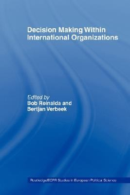 Decision Making within International Organisations