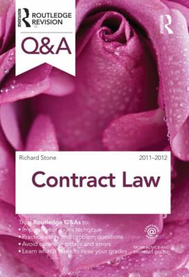 Q and A Contract Law 2011-2012
