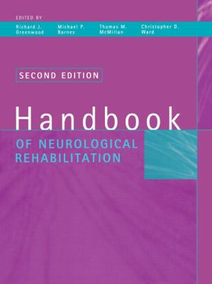 Handbook of Neurological Rehabilitation