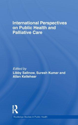 International Perspectives on Public Health and Palliative Care (Routledge Studies in Public Health)