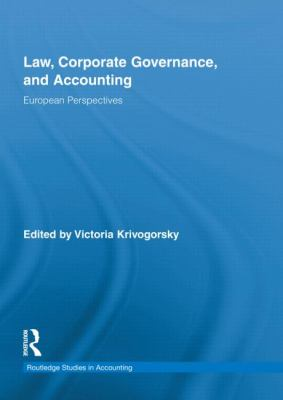 Law Corporate Governance and Accounting