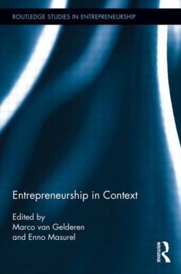 Entrepreneurship in Context