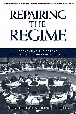 Repairing the Regime Preventing the Spread of Weapons of Mass Destruction