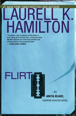 Flirt (Anita Blake, Vampire Hunter, Book 18)