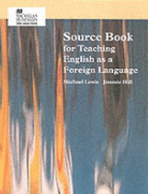 Source Book for Teaching English as a Foreign Language - Michael Lewis - Paperback