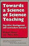 TOWARDS SCIENCE, SCIENCE TEACHING