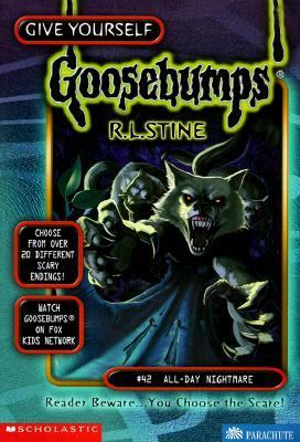 All-Day Nightmare (Give Yourself Goosebumps Series #42) - R. L. Stine - Paperback
