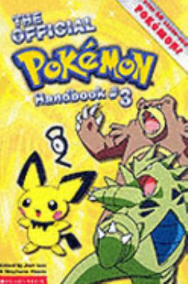 The Official Pokemon Handbook 3