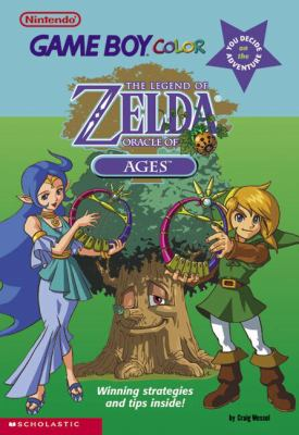 Legend of Zelda Oracle of Ages