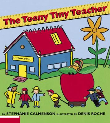 Teeny Tiny Teacher A Teeny Tiny Ghost Story Adapted a Teeny Tiny Bit