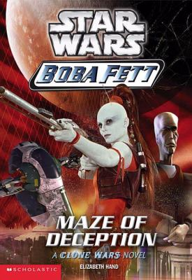 Star Wars Boba Fett Maze Of Deception