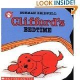 CLIFFORD THE RED PUPPY BOARD BOOK
