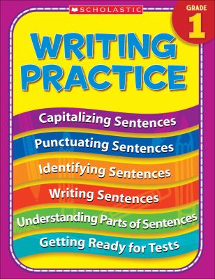 1st Grade Writing Practice