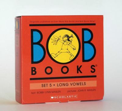 Long Vowels Bob Books Set 5