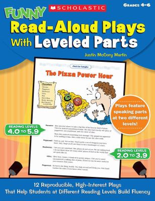 Leveled Mini-Plays for Building Reading Fluency