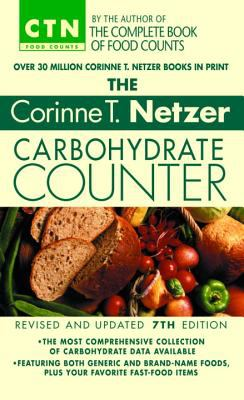 Corinne T. Netzer Carbohydrate Counter