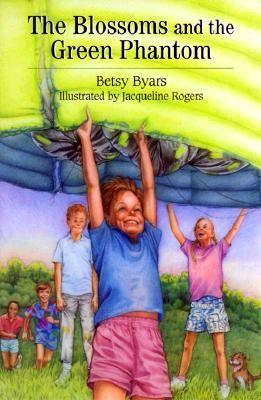 Blossoms and the Green Phantom - Betsy Byars - Paperback