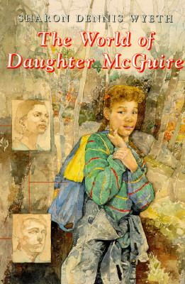 World of Daughter McGuire - Sharon Dennis Dennis Wyeth - Paperback - REPRINT
