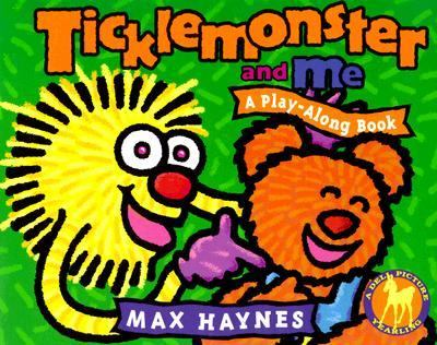 Ticklemonster and Me: A Play along Book