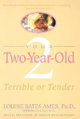 Your 2 Year Old Terrible or Tender