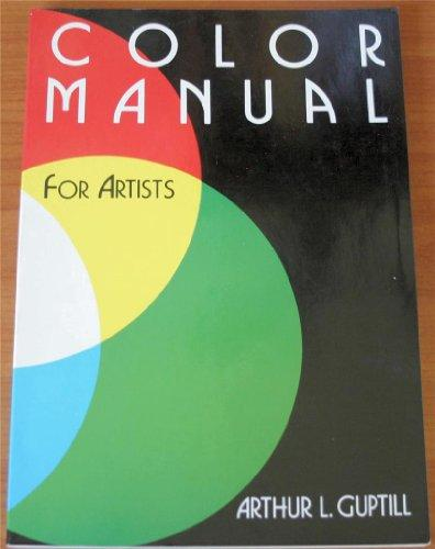 Colour Manual for Artists