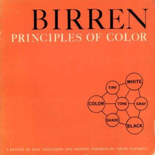 Principles of Colour: A Review of Past Traditions and Modern Theories of Colour Harmony
