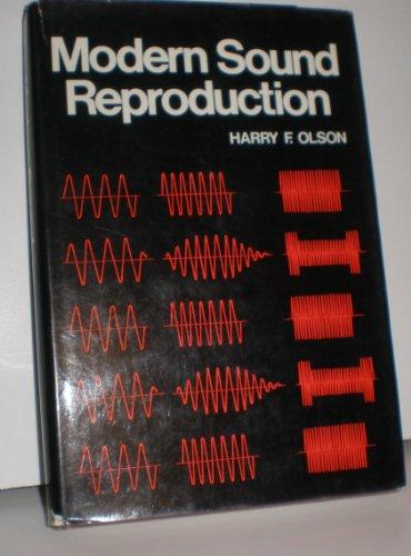 Modern sound reproduction