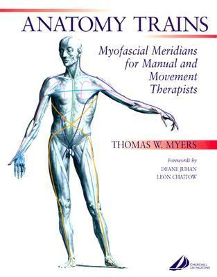 Anatomy Trains Myofascial Meridians for Manual and Movement Therapies